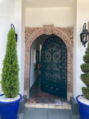Imagen 1 de 22 de Preciosa Casa En La Mejor Calle De Anzures