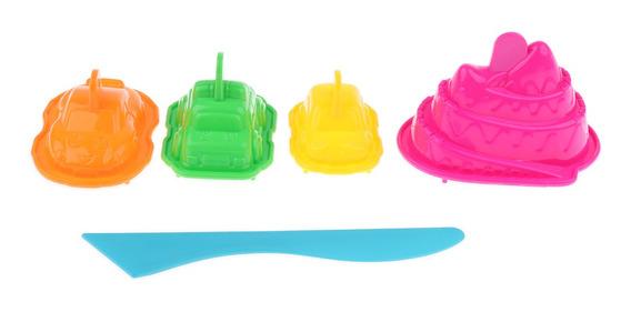 5pcs Crianças Brinquedos Educativos Molde Modelo Crianças