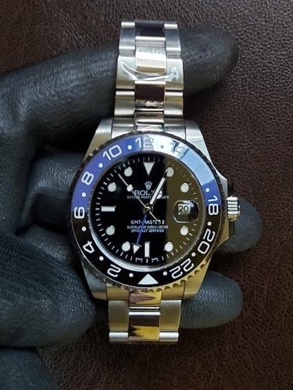 Relógio Gmt Master || Black Dial Batman