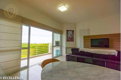 Apartamento Com 3 Dormitórios Para Alugar, 115 M² Por R$ 3.700/mês - Campeche - Florianópolis/sc - Ap0297