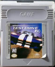 Cartucho Gameboy Color Test Drive 6 Game Nitendo Playstatio