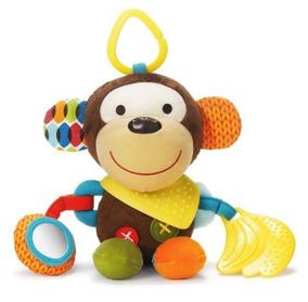 Brinquedo De Pelúcia Skip Hop Bandana Buddies - Macaco