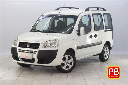 Fiat Doblò 1.8 Mpi Essence 16v Flex 4p Manual 2015/2016