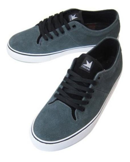 Zapatos Skate Dekline Modelo Bennett Varios Colores (45)
