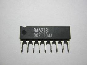 10 Peças Ba6218 - Driver Motor Dc Compatível Arduíno