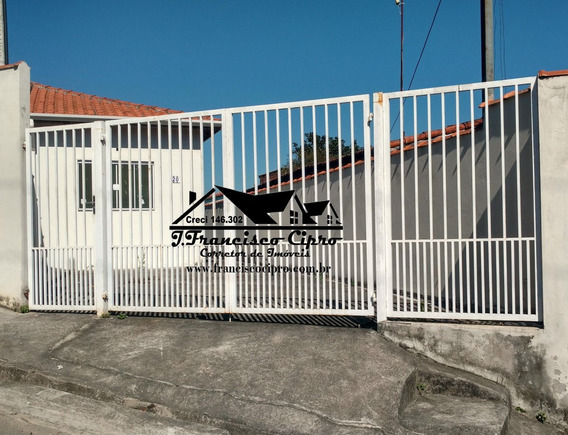 Casa A Venda No Bairro São Dimas Em Guaratinguetá - Sp. - Cs317-1