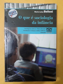 Livro O Que É Sociologia Da Infância - Versão Pocket
