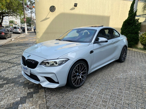 Bmw M2 3.0 24v I6 Gasolina Competition Coupe M Dct