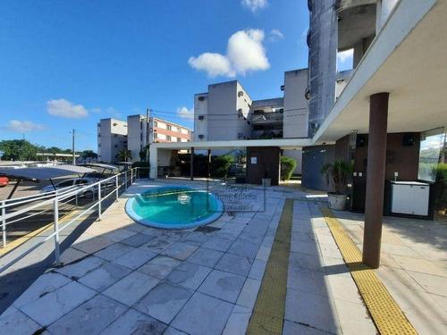 Imagem 1 de 19 de Apartamento Com 2 Dormitórios À Venda, 58 M² - Planalto - Natal/rn - Ap0570 - Ap0570