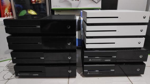 Xbox One 500gb Vai Só O Console !!