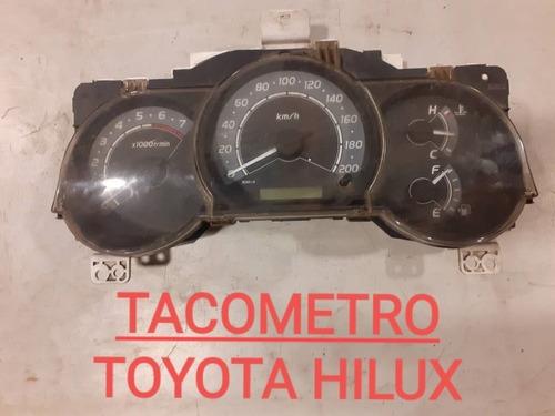 Tacometro Toyota Hilux