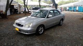 Daewoo Nubira Motor 1.8 2000 Plateado 4 Puertas