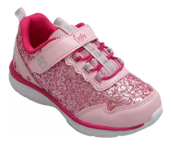 Zapatillas Footy Niños + Agenda Footy De Regalo Fty Calzados