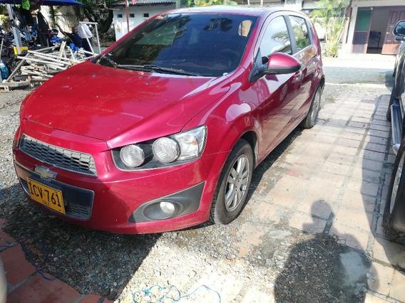 Chevrolet Sonic 5hb 1.6l Mt Lt C/a