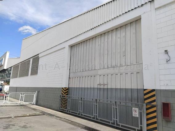 Galpon En Alquiler Barquisimeto 20-8291 Jrp 04166451779