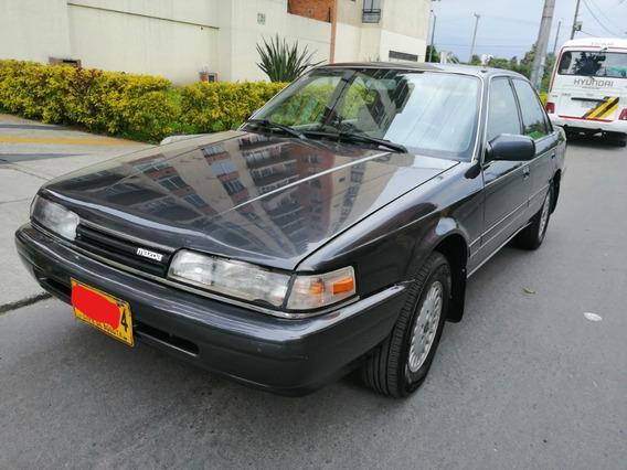 Mazda 626l Asahi 1994 Azul Zafiro