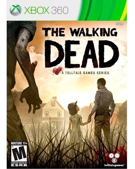 Jogo The Walking Dead - Xbox 360