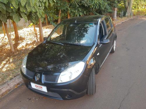 Imagem 1 de 14 de  Renault Sandero Expression 1.6 8v (flex)