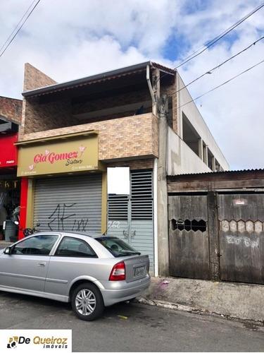 Imagem 1 de 30 de Imperdivel, 8 Casas Para Renda E Mais 1 Salao Comercial ! Imovel Em Sao Paulo Na Zona Sul, Localizado No Vila Natal, Proximo Ao Ricoy. - 1197 - 69423599