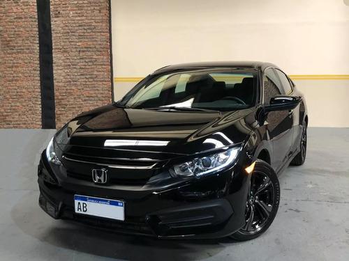 Honda Civic Ex 2.0l 2017