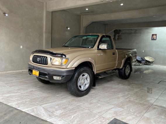 Toyota Tacoma 4x4 Estándar 4 Cil