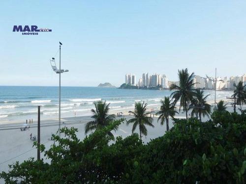 Imagem 1 de 14 de Apartamento Residencial À Venda, Centro, Guarujá - . - Ap8055