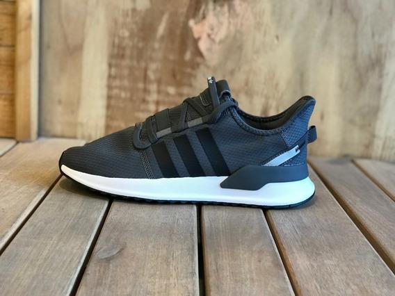 Zapatillas adidas U_path Run - Grey Five Black - Vulkano