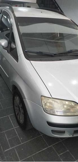Fiat Idea Elx 1.4 Prata 2007.