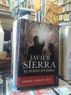 El Fuego Invisible Javier Sierra