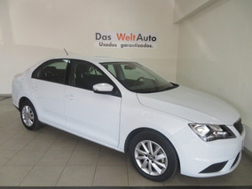Seat Toledo 1.6l Reference Tiptronic 2019 Remate..!!!