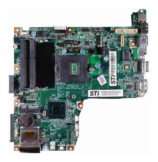 Placa Mae Sti Ni 1401 Ni1401 A14hv0x Hm70 Pentium E Celeron