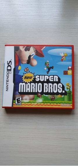 New Super Mario Bros. Para Nintendo Ds/3ds Em Mídia Física