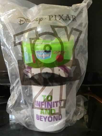 Vaso Buzz Lightyear Toy Story 4 Cinemex