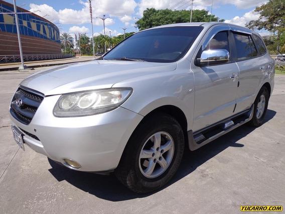 Hyundai Santa Fe Gl Automático 2.7