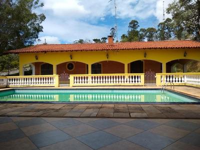 Chácara Com 4 Dormitórios À Venda, 5.000 M² Por R$ 650.000 - Ch0050