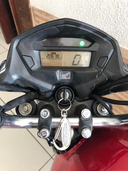 Honda Start 160 Ano 2018