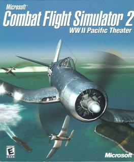 Juego Original Para Pc Combat Flight Simulator 2