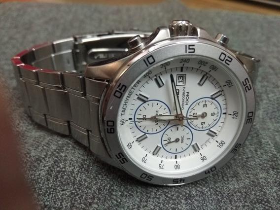 Relógio Cronógrafo Seiko Muito Lindo!