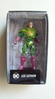 Figuras Superhéroes Coleccionables Dc Comics - Lex Luthor