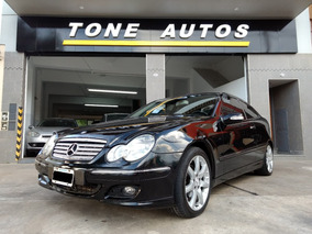 Mercedes Benz Clase C 2.3 C230 Sportcoupe V6 Sport Edit At