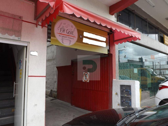 Alugo Salão Comercial No Centro De Mogi Das Cruzes - Sl0039