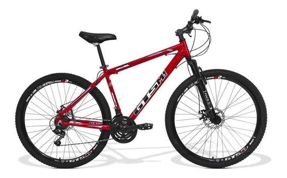 Bicicleta Gts M1 Aro 29 Ride Freio Á Disco 24 Marchas