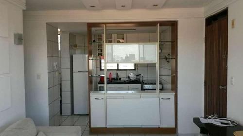 Apartamento Em Manaíra, João Pessoa/pb De 54m² 2 Quartos À Venda Por R$ 269.000,00 - Ap922159
