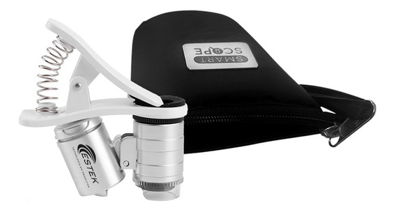 Lupa Microscopio Celular Tablet 60 Smartscope Estek Original