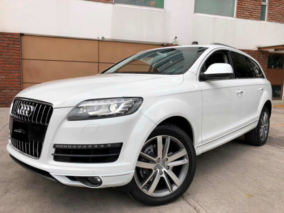 Audi Q7 3.0 Elite V6 T 7 Pas At 2015