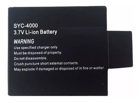 Bateria P/ Camera Sportcam Extra 4k Ultra Hd E Outras