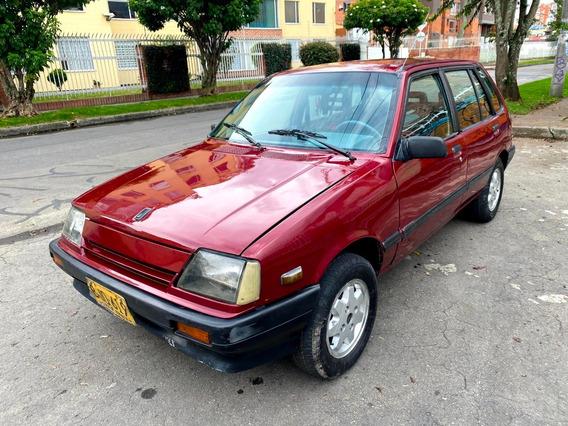 Chevrolet Sprint Mt1000cc Rojo Perlado Sa