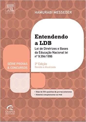 Entendendo A Ldb - Hamurabi Messeder - 3ª Edição
