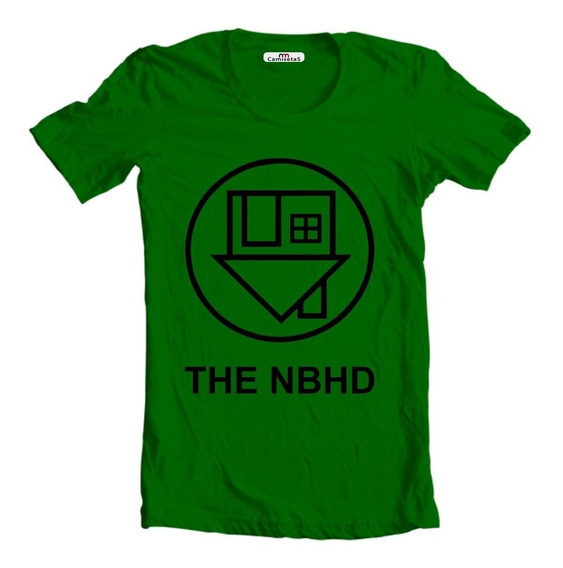 Camiseta Camisa Blusa Baby Look The Nbhd Neighbourhood