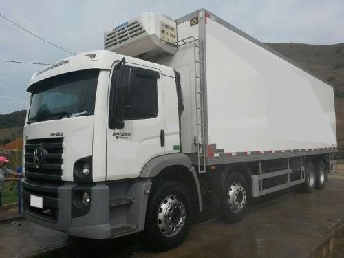 Vw - 24-250 Refrigerado , 2012 Estado De Novo